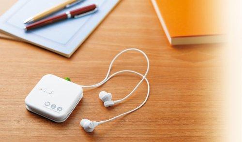 キングジム,デジタル耳栓,文房具,デジタル文具,便利,騒音
