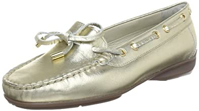 ara San Diego 12-30365-19, Damen Slipper, Gold (Gold), EU 36.5 (UK 3.5)