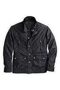 Fair Indigo Men's Fair Trade Utility Jacket