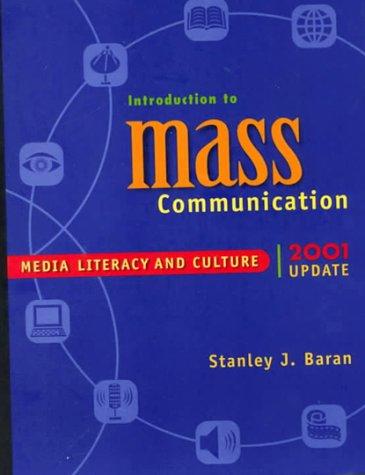 Media Of Mass Communication Pdf