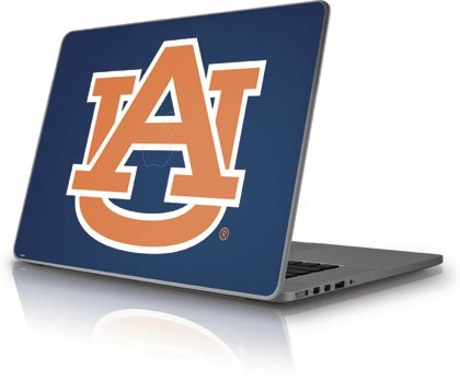Skinit Auburn University Vinyl Laptop Skin for MacBook Pro 13 (2009/2010) at Amazon.com