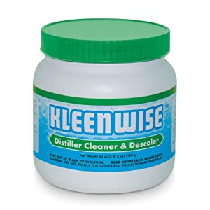 WATER WISE INC. Waterwise? Distiller Kleenwise Cleaner And Descaler - 40 oz. at Sears.com