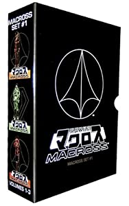 Macross, Super Dimensional Fortress Box Set 1 (eps 1-12)