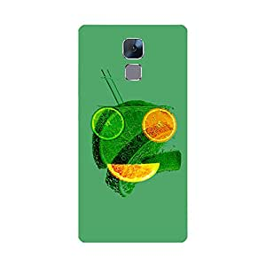 Phone Candy Designer Back Cover with direct 3D sublimation printing for Huawei Honor 7