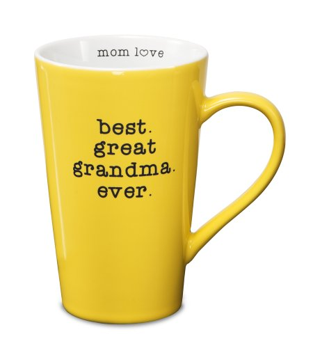 Pavilion Gift Company 14017 Stoneware Mug, Best Great Grandma Ever