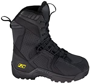 Klim Arctic Gtx Snowmobile Boot (2013) (Black, 8)