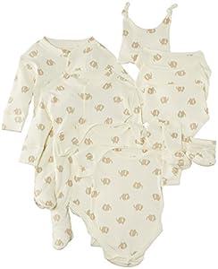Lollipop Lane CL-10SS-03-CR - Body para bebés niño