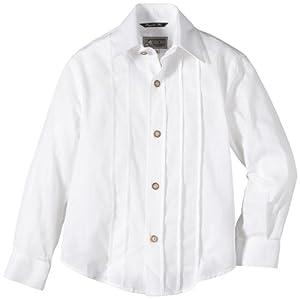 G.O.L. - Camisa para traje tradicional alemán para niño