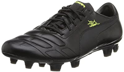 PUMA Men's Evopower 1 Leather Firm Ground Soccer Shoe
