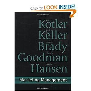 marketing management kotler test bank pdf