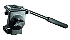 Manfrotto 128RC Micro Fluid Head with 200PL 14 RC2 Rapid Connector Plate