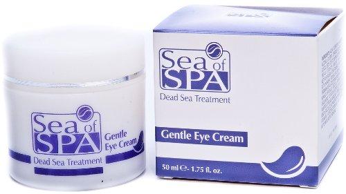 Gentle Eye Cream | Enriced With Dead Sea Salts & Minerals