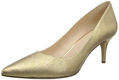 Nine West Women's Margot Metallic Dress Pump
