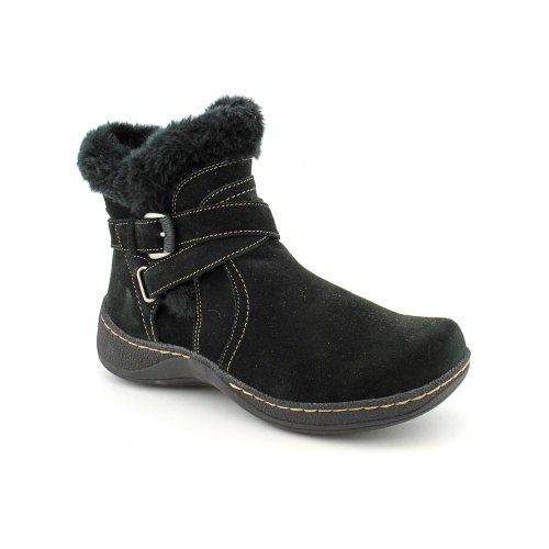 BareTraps Women's Eryn Suede Ankle Boots in Black Size 6.5