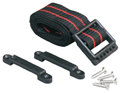 Attwood Battery Box Hold-Down Strap Kit, Large (54-Inch)
