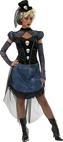 Women's Blood Line Steampunk Mistress Costume