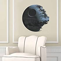 CQI 3D Star Space Removable Home Decal Vinyl Wall Sticker Art Décor