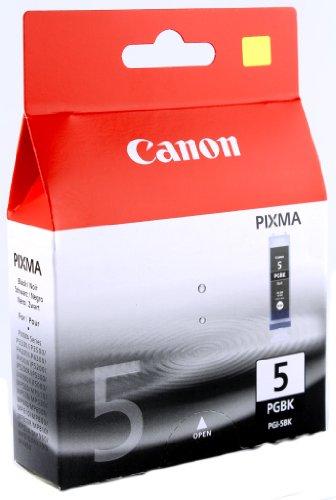 Canon 0628B002 PGI-5 Pigment Ink Tank (Black)