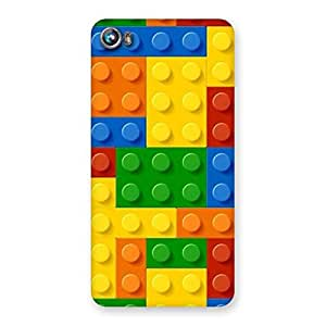 Stylish Toy Design Print Back Case Cover for Micromax Canvas Fire 4 A107