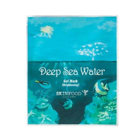 スキンフード 海洋深層水ゲルマスク