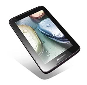 "Lenovo A1000 Tablette tactile IdeaTab 7""  (17,78 cm) MTK 8317 1,2 GHz 16 Go Android Jelly Bean 4.2.1 Wi-Fi Noir"