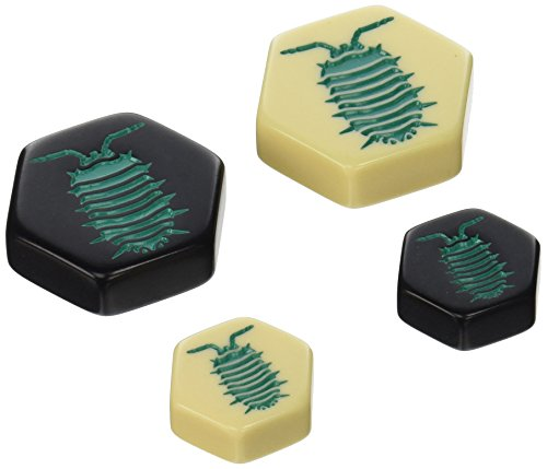 Hive: Pillbug Standard & Pocket Expansion Board Game - 1