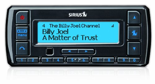 Siriusxm Satellite Radio Ssv7V1 Stratus 7 Satellite Radio - Black