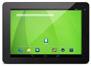 """Odys Uno X8 - 20.3 cm (8"""") Tablet PC (Amlogic MXS, ARM Cortex A9 Kernel, 1.5GHz, 1GB RAM, 8GB HDD, Android 4.2.2, Bluetooth 4.0, OTA support) - Noir/ blanc"""