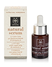 APIVITA Natural Serum - Lifting 15ml