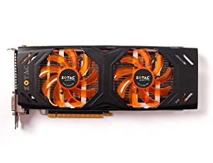 Zotac GeForce GTX 770 2GB GDDR5 PCI Express 3.0 DVI HDMI DisplayPort SLI Ready Graphics Card ZT-70301-10P