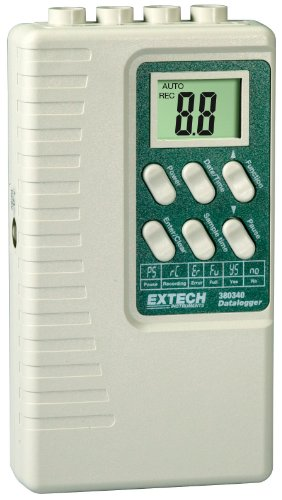 Battery Operated Datalogger Module - Extech - EX-380340 - ISBN: B000TC7LLK - ISBN-13: 0793950383407