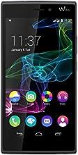 Wiko Ridge Smartphone débloqué 4G (Ecran : 5 pouces - 16 Go - Double SIM - Android 4.4 KitKat) Noir/Gris