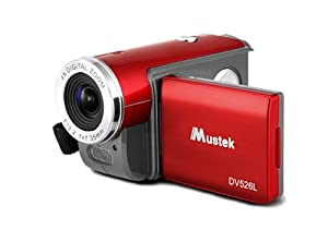 Mustek DV526L 6-in-1 Multi-Functional Camera by Mustek