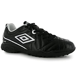 Umbro Speciali Club Mens Astro Turf Trainers[10,Black/White]