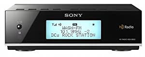 Sony XDR-F1HD HD Radio Tuner (Discontinued by Manufacturer)