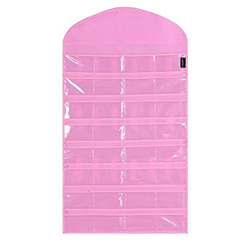 supertech-32-pockets-18-hook-and-loop-tabs-hanging-jewelry-organizer-not-include-metal-hanger-dual-s