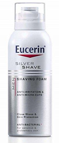 Eucerin Men Silver Shave Schiuma Da Barba 150ml