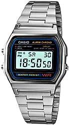 Casio A168W-1 Illuminator Watch