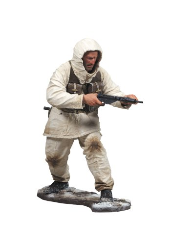 Buy Low Price McFarlane Marine Infantry Call of Duty World at War British Spec Ops Soldier- Battle For the Roer Triangle Figure (B001CNYZBE)
