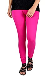 Megha Leggings - Cotton/Small Slim Free Size Fit For 22 to 32 Waist
