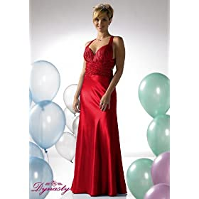 evening gowns - red Prom Dresses
