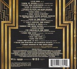 Gatsby Le Magnifique B.O.F