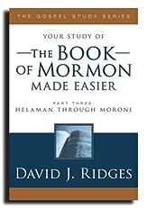 Book of Mormon Made Easier Part 3