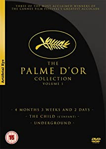 The Palme d'Or Collection Volume 1 [DVD]