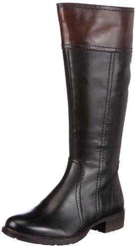 Marco Tozzi Premio 2-2-25572-21 Boots Womens Black Schwarz (BLACK ANT.COMB 096) Size: 4 (37 EU)
