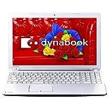T453/33LW PT45333LSXWY ホワイト dynabook(量販店モデル)
