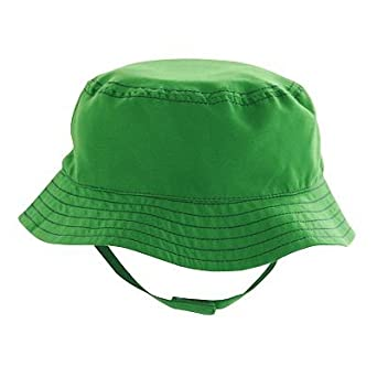 Jumping Beans Sun Hats (2T-4T, Bucket-Green)