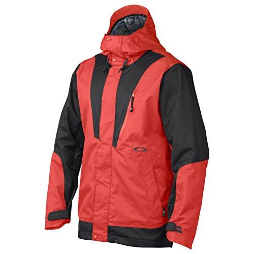 Oakley Banfield Jacket Red Line M Oakley B00F5N7BKY