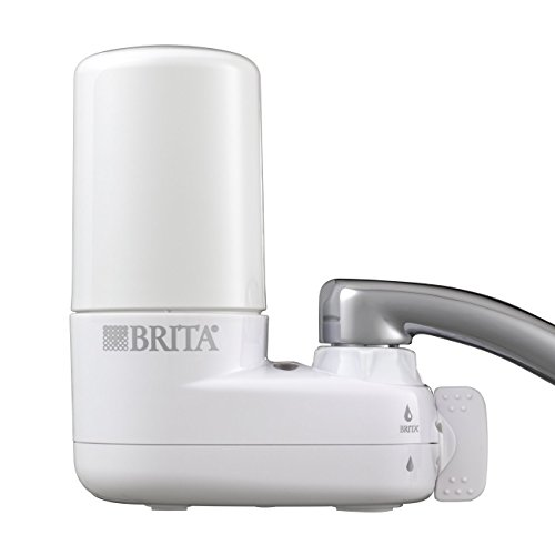 Brita Basic On Tap Faucet Water Filter System (Kitchen Filter Water Faucet compare prices)