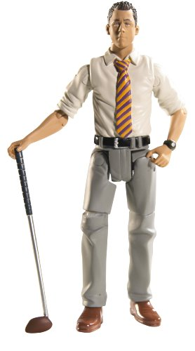 Picture of Mattel Avatar RDA Parker Selfridge Action Figure (B002SNA8Z4) (Mattel Action Figures)